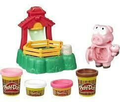 Play Doh - Animales Chancho Pop