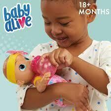 Baby Alive - Bebe Tiernos Abrazos