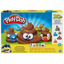 Play Doh - Mini Tropa Popo