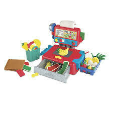 Play Doh - Caja Registradora