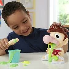 Play Doh - Snooty Scotty