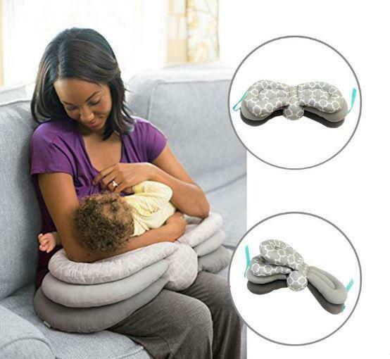 Almohada multifunción para lactancia materna