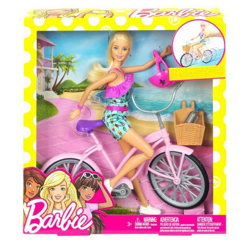 Barbie - Paseo en Bicicleta