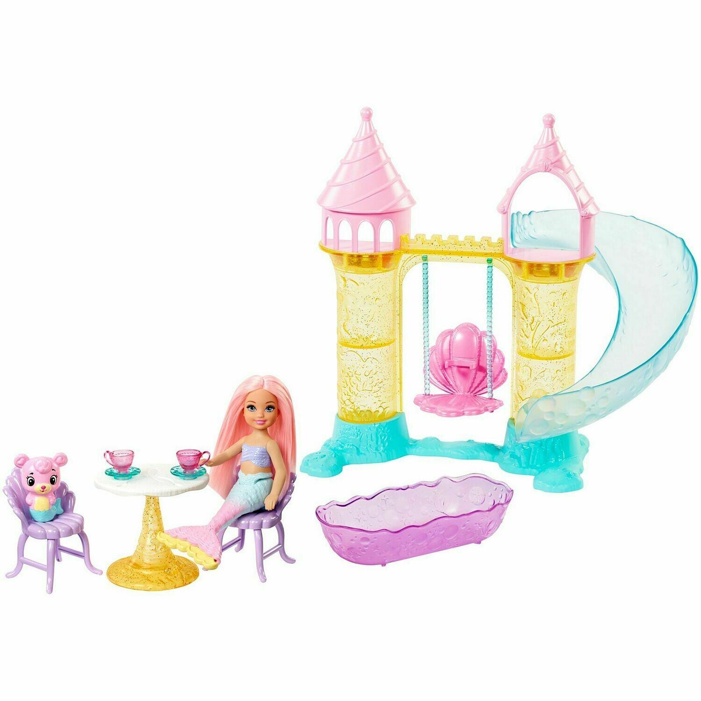 Barbie DreamTopia Chelsea Castillo de Arena