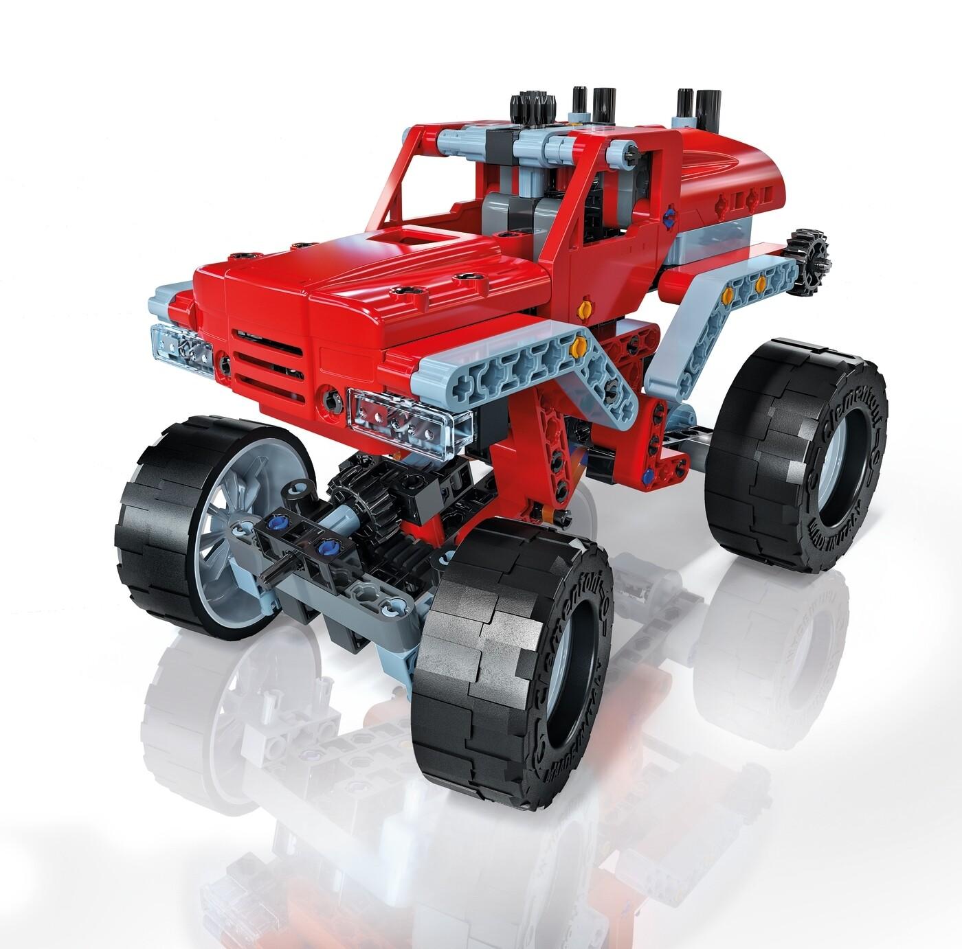 Laboratorio de Mecanica  - Monster Truck