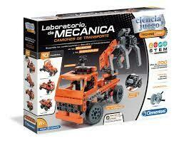 Laboratorio de Mecanica de Camiones