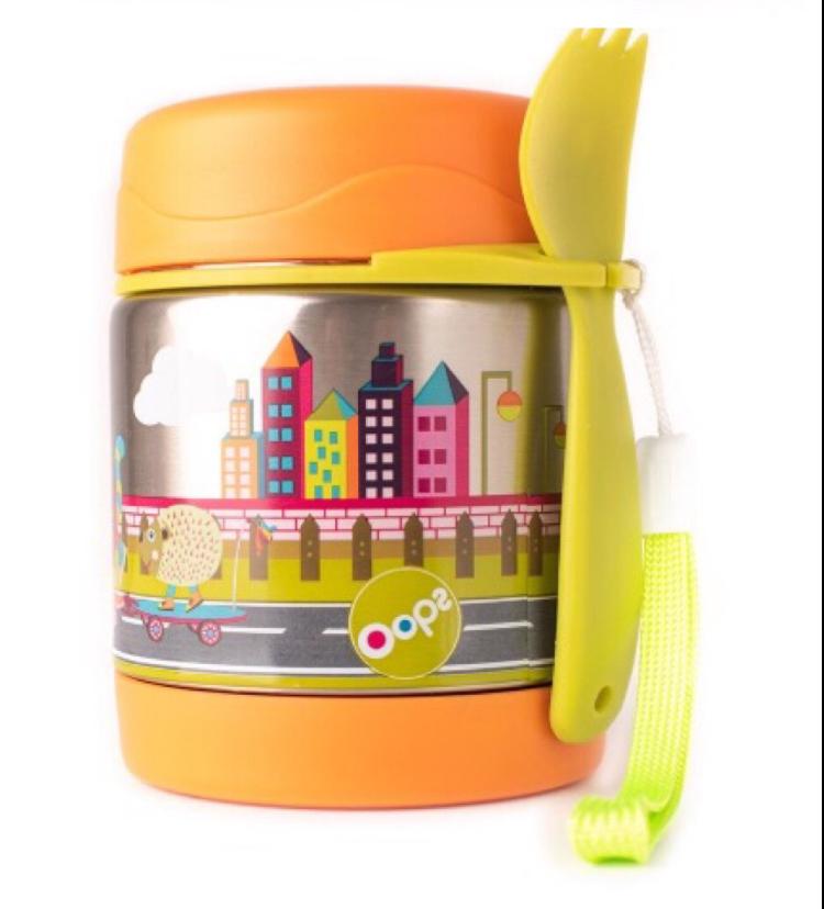 Cool Thermal Food Jar! Thermo para alimentos de Acero