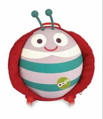 Oval Backpack! Mochila Especial Ovalada (Escarabajo)
