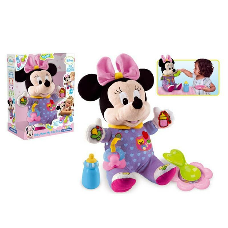 Disney Baby - Minnie de Peluche