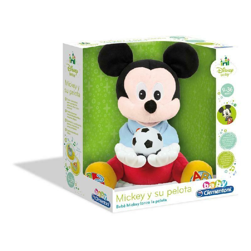 Disney Baby - Mickey Futbolista