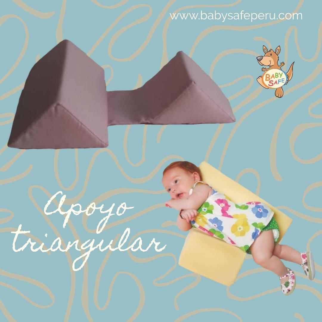 Almohada de Apoyo Triangular