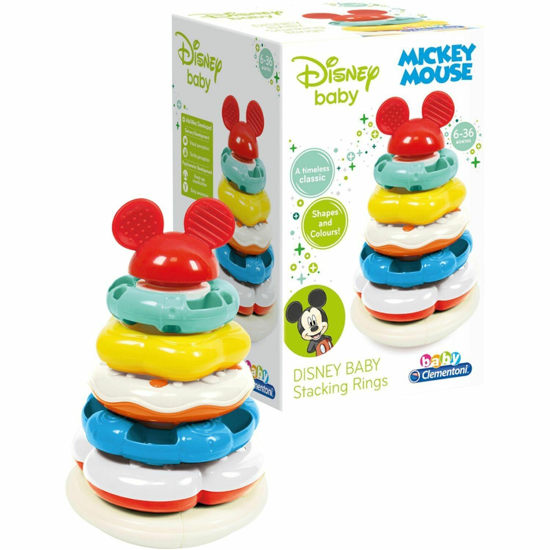 Anillos Apilables, Multicolor Disney Baby