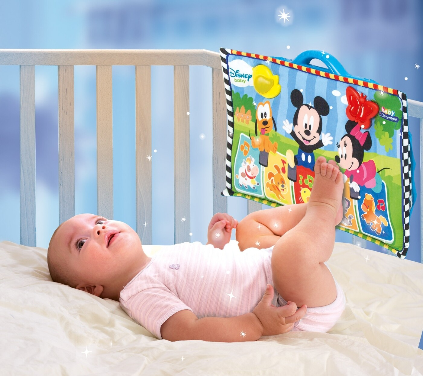 Panel de Cuna Disney Baby
