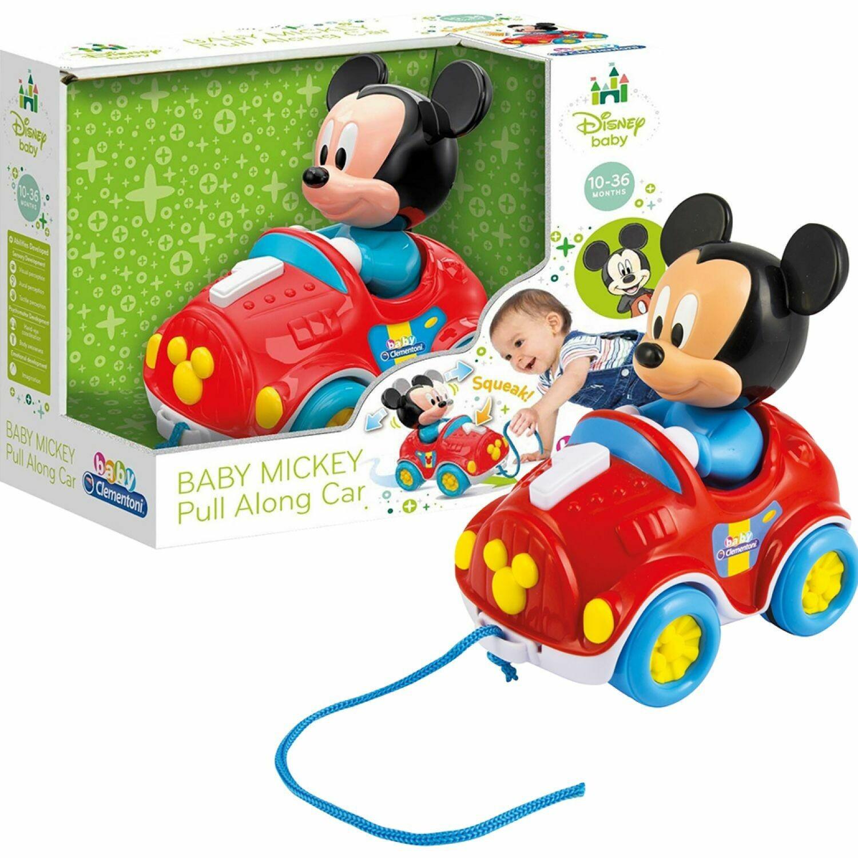Baby Mickey Carro de Arrastre