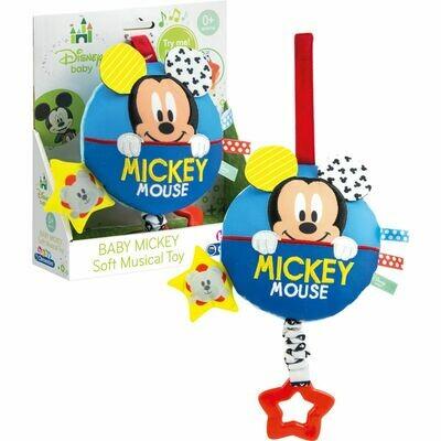 Sonajero Musical Mickey Mouse