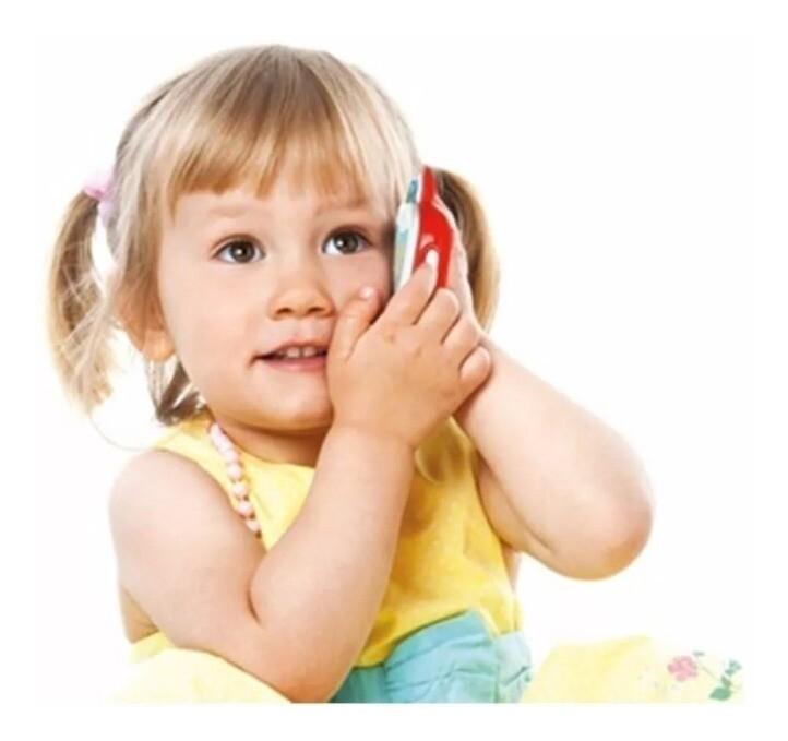 Celular Tactil Para Bebes