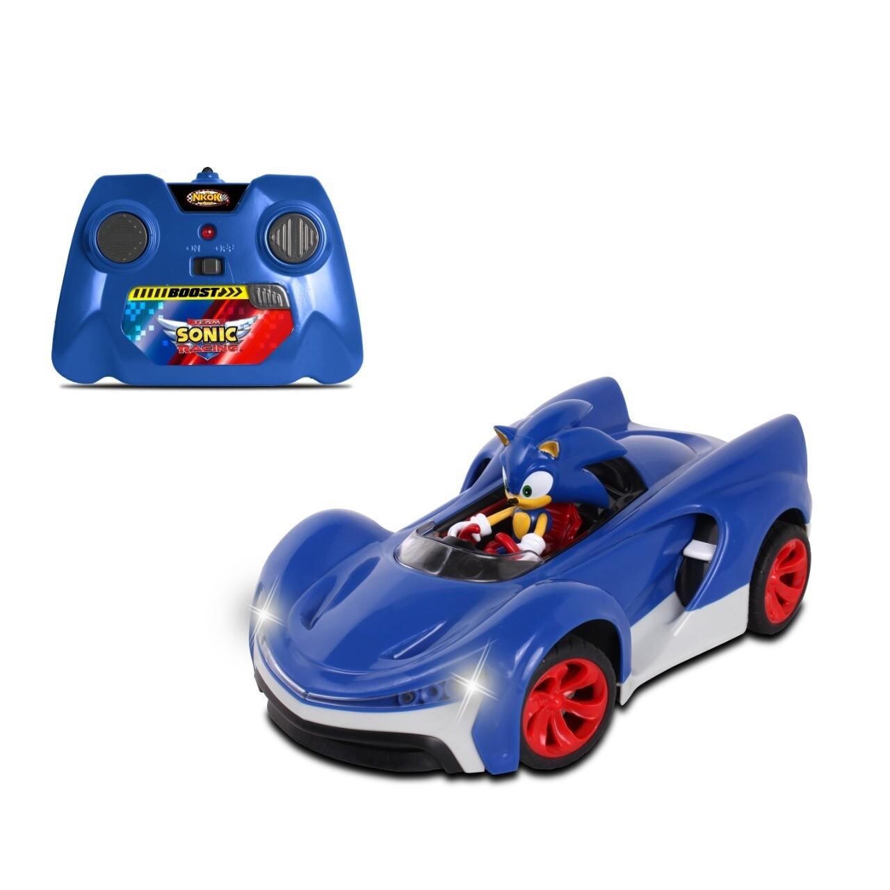 2.4 Ghz R/c Car-Sonic