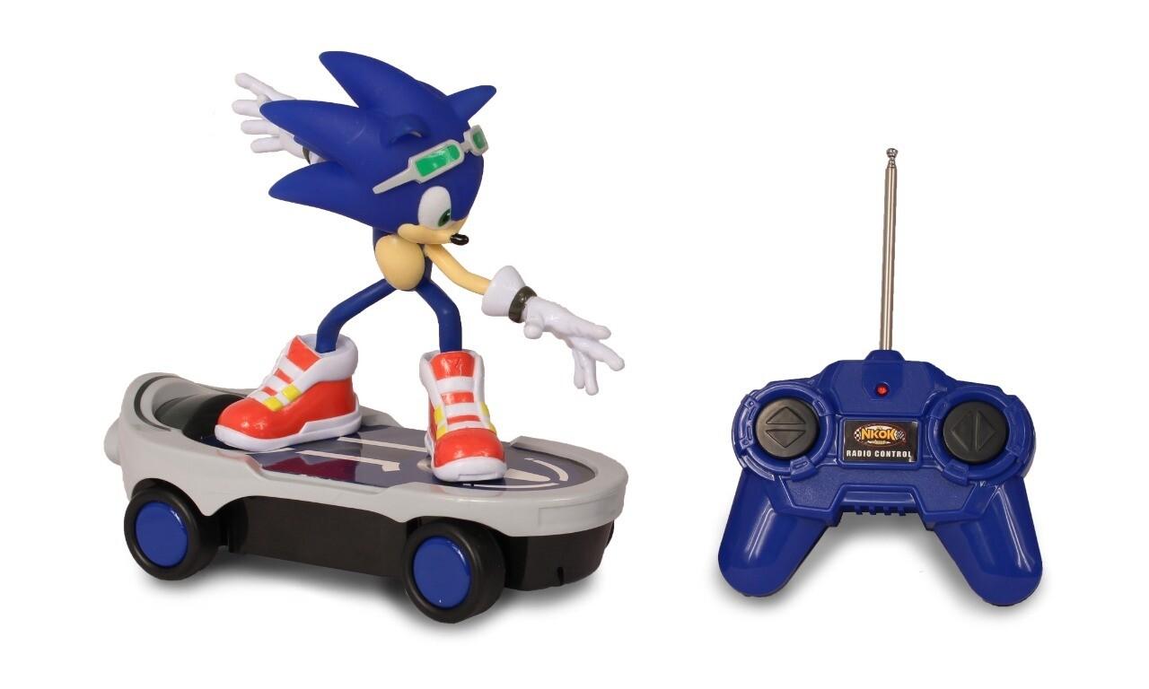 Full Funtion R/c Sonic Free Rider