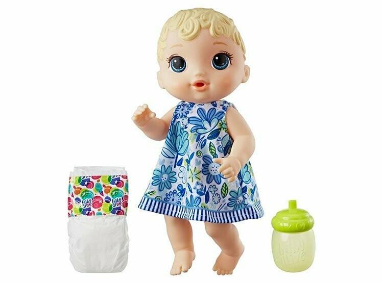 Baby Alive - Bebe Sorbitos
