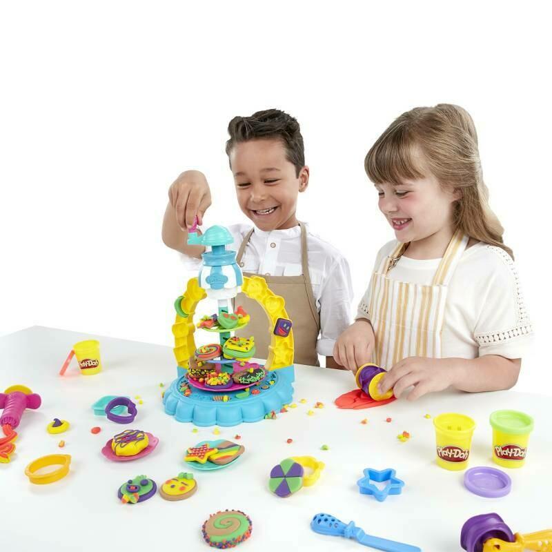 Play Doh - Torre de Galletas