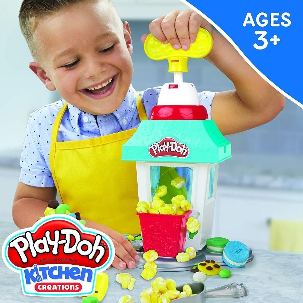 Play Doh - Fiesta de Palomitas