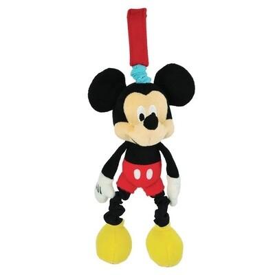 Mickey a Cuerda Sonaja Colgante