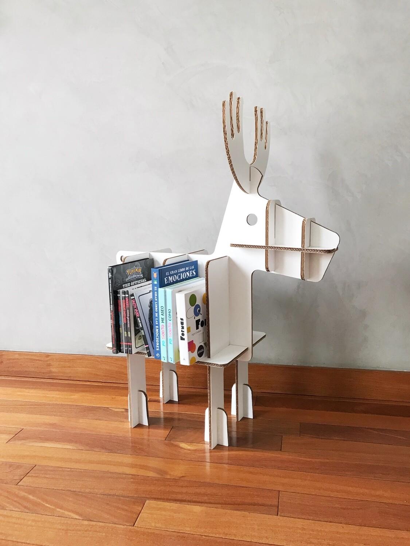 Librero Mauricio Mousse