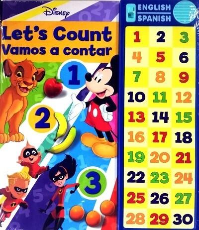 Disney Vamos a Contar - Bilingüe