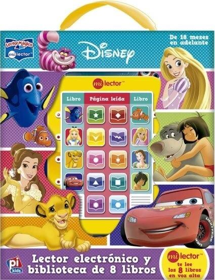 Mi Lector Magico- Mis Amigos de Disney