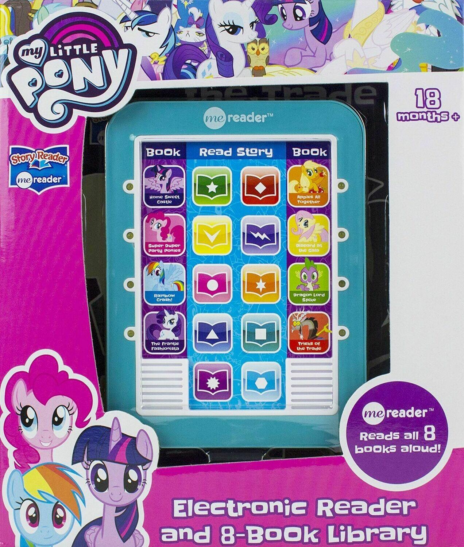 Mi Lector Magico - My Little Pony