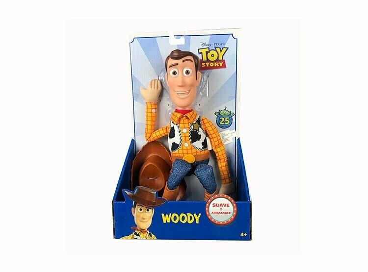 Toy Story - Figura de Accion Comisario Woody