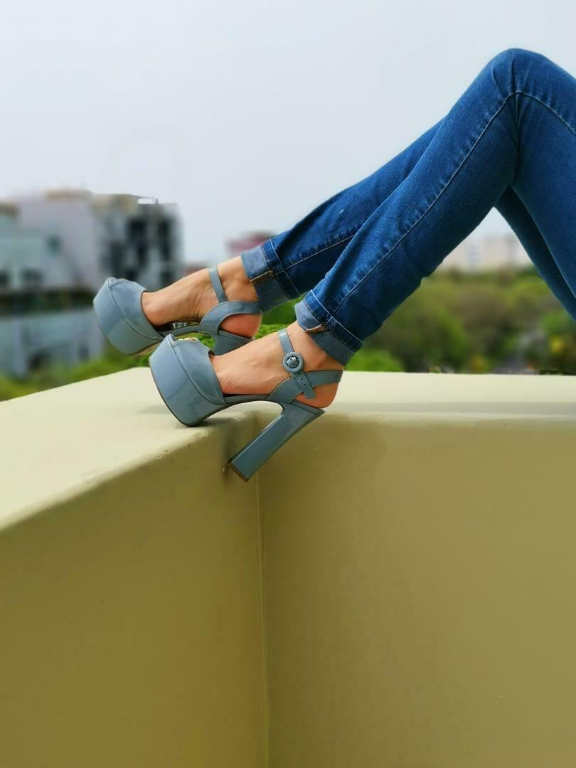 Zapato Grey