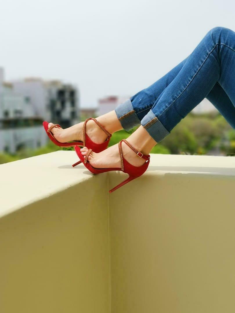 Zapato Scarlet