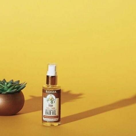 Aceite Organico de Argan para el cabello
