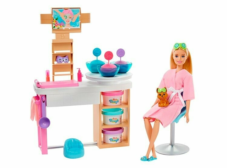 Barbie Spa de Lujo