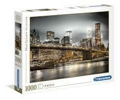 Rompecabezas Modelo Rascacielos New York x 1000 piezas