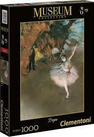Rompecabezas Modelo Ballet a x 1000 piezas