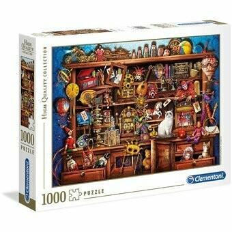 Rompecabezas Modelo Tienda de Antiguedades x 1000 piezas