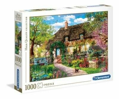Rompecabezas Modelo Vieja Casa de Campo x 1000 piezas