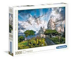 Rompecabezas Modelo Montmartre x 1000 piezas