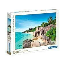 Rompecabezas Playa Paraiso x 1000 Piezas