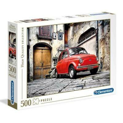 Rompecabezas Fiat x 500 Piezas