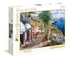 Rompecabezas Capri x 1000 Piezas