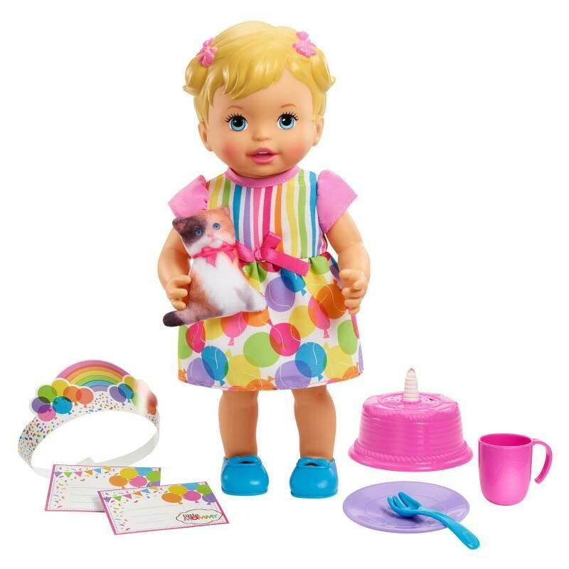 Little Mommy - Muñeca Fiesta de Cumpleaños