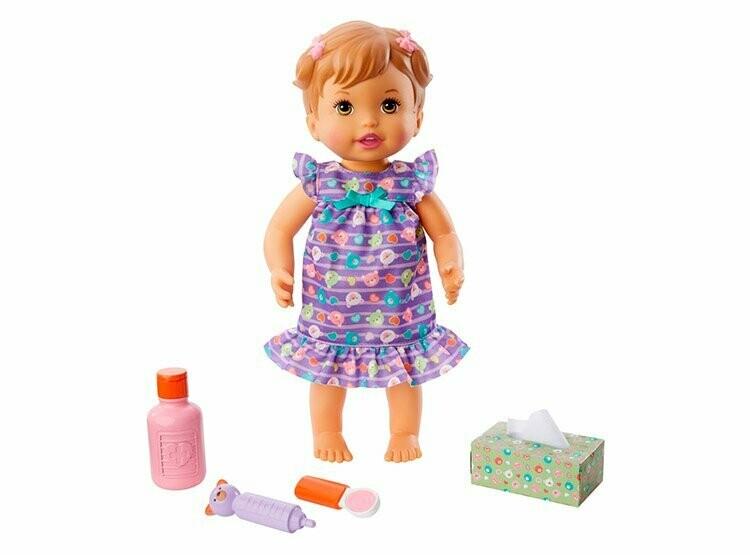 Little Mommy - Muñeca Cuidame Mami