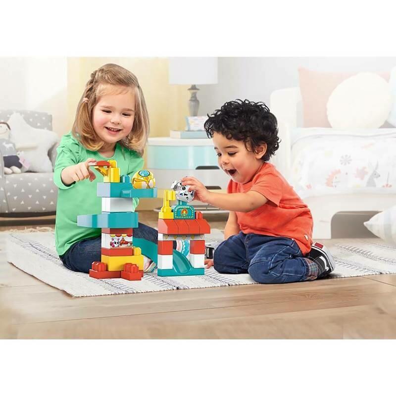 Mega Blocks Parque de Atracciones x 14 piezas