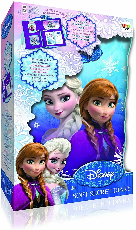 Cojin Diario Frozen