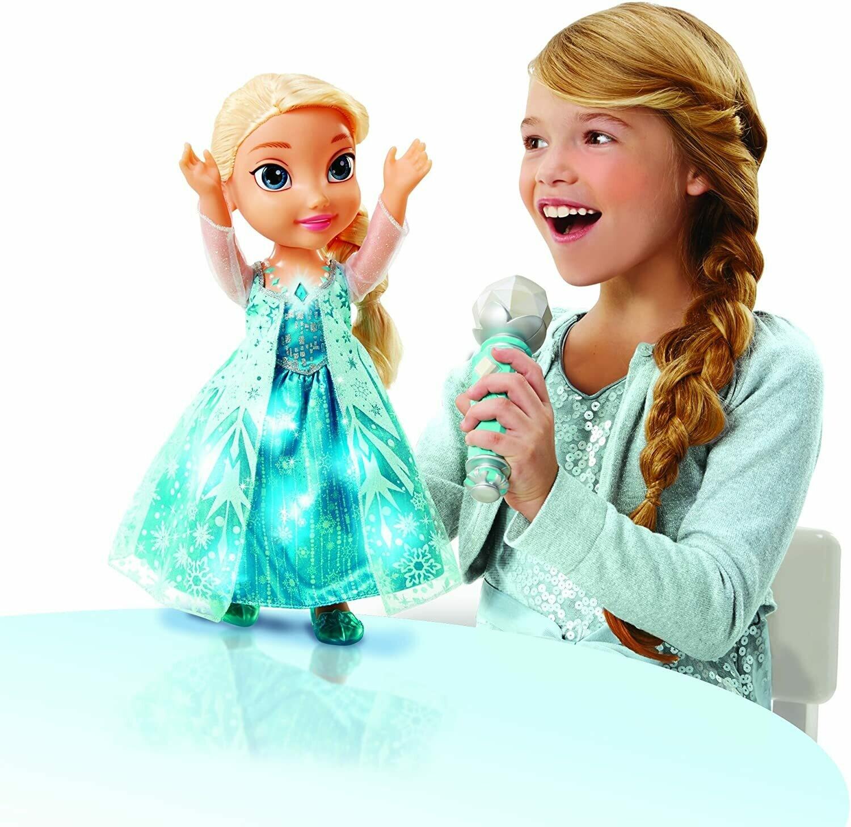 Frozen - Princesa Elsa que Canta