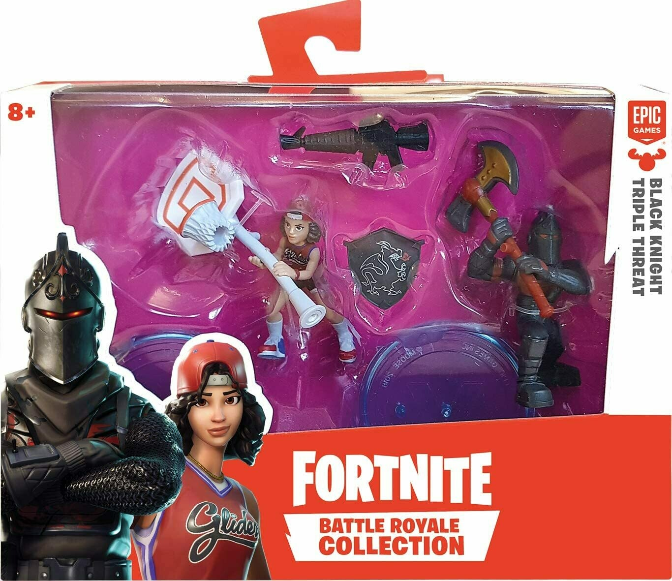 Mini Muñecos de Fortnite Serie 1 Pack