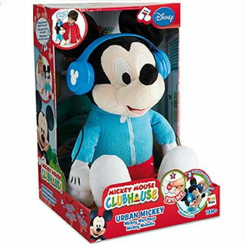Mickey Musical Con Audifonos